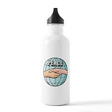 Peace Water Bottle