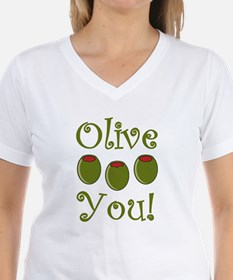 Ollive You Shirt