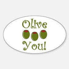 Ollive You Decal