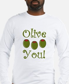 Ollive You Long Sleeve T-Shirt