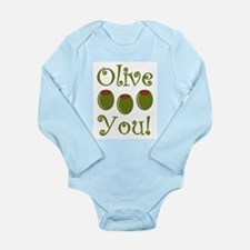 Ollive You Onesie Romper Suit