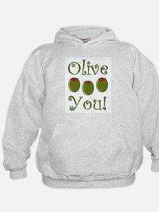 Ollive You Hoodie