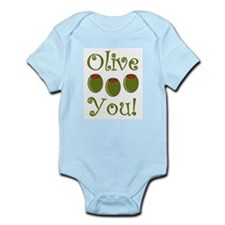 Ollive You Infant Bodysuit