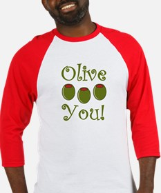 Ollive You Baseball Jersey