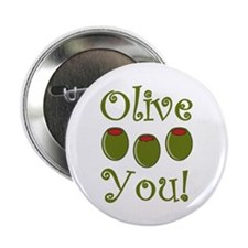 "Ollive You 2.25"" Button (100 pack)"