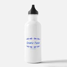 Groom's Posse Water Bottle
