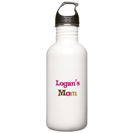 Logan's Mom Stainless Water Bottle 1.0L