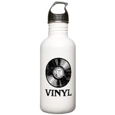 Vinyl Water Bottle