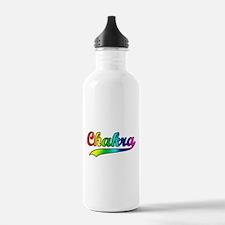 Rainbow Chakra Water Bottle