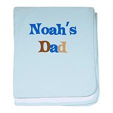 Noah's Dad baby blanket