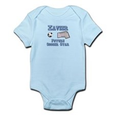 Xavier - Future Soccer Star Infant Bodysuit