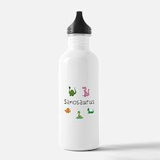 Samosaurus Water Bottle