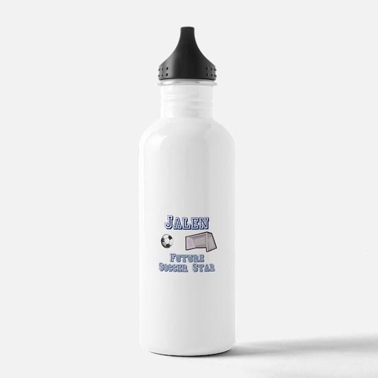 Jalen - Future Soccer Star Water Bottle