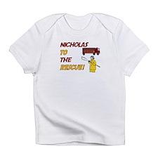 Nicholas to the Rescue! Infant T-Shirt