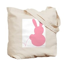 One Bunny! Tote Bag