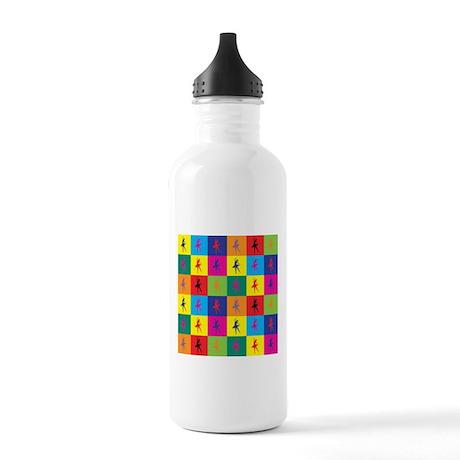 Pop Art Ballet Stainless Water Bottle 1.0L