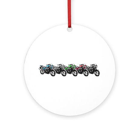 ZRX Colors Ornament (Round)