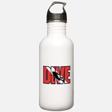 Diving Water Bottle