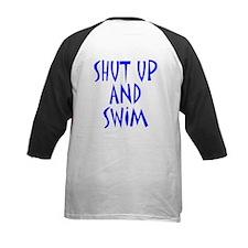 Shut Up and Swim Tee