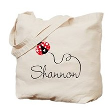 Ladybug Shannon Tote Bag