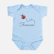 Ladybug Shannon Infant Bodysuit