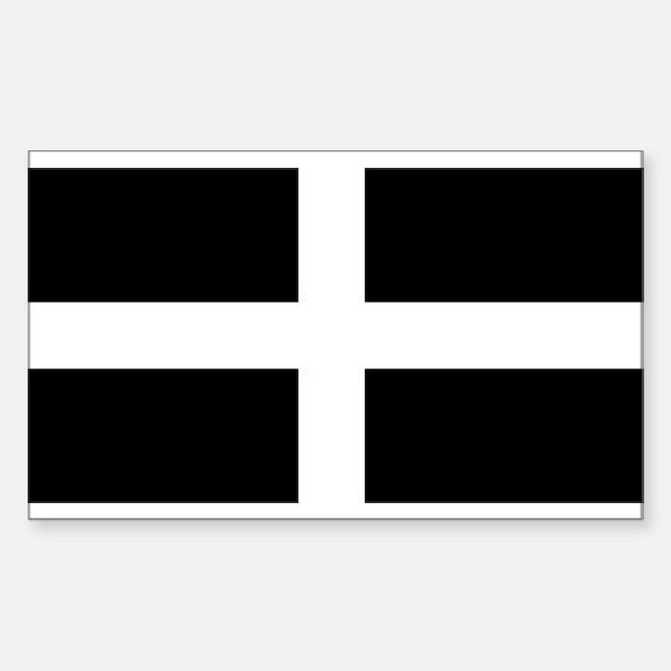 cornish-flag Decal