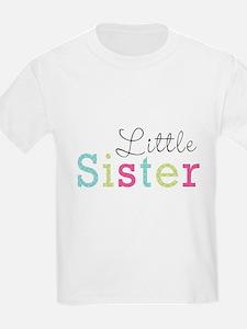 Little Sis Polka Dot T-Shirt