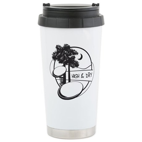 High and Dry Stainless Steel Travel Mug