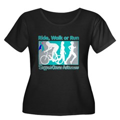 Thyroid Cancer RideWalkRun T