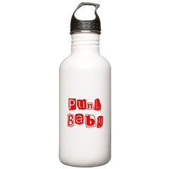 Punk Baby - Multiple Colors Water Bottle