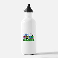 Little Engineer Trains! Water Bottle