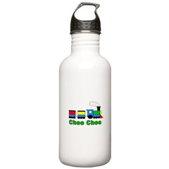 Choo Choo Trains! Water Bottle