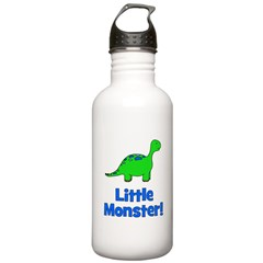 Little Monster - Dinosaur Water Bottle