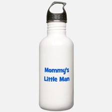 Mommy's Little Man Water Bottle