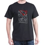 MAN OF KLEE Black T-Shirt
