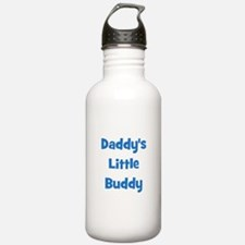 Daddy's Little Buddy Water Bottle