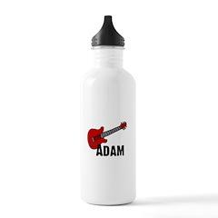 Guitar - Adam Water Bottle
