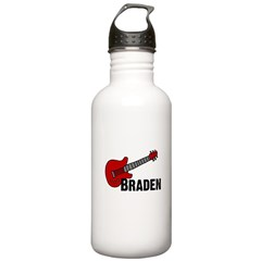 Guitar - Braden Water Bottle