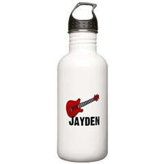 Guitar - Jayden Water Bottle