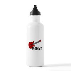 Guitar - Mommy Water Bottle
