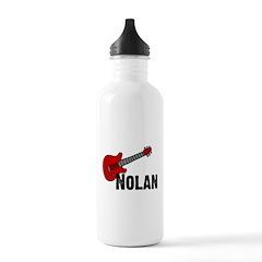 Nolan - Guitar Water Bottle
