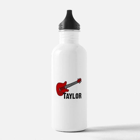 Guitar - Taylor Sports Water Bottle