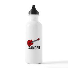 Guitar - Xander Water Bottle