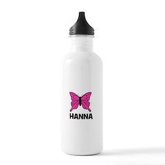 Butterfly - Hanna Water Bottle