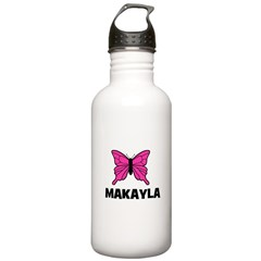 Butterfly - Makayla Water Bottle
