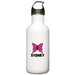 Butterfly - Sydney Water Bottle