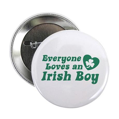 Everyone loves an Irish Boy Button