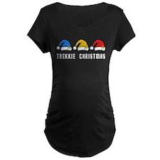 Trekkie Christmas T-Shirt
