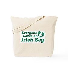 Everyone loves an Irish Boy Tote Bag
