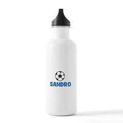 Soccer - Sandro Water Bottle